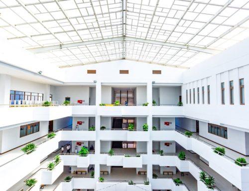 360 độ không gian Đại học FPT Campus Đà Nẵng