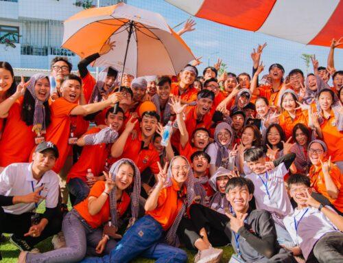 F-Camp 2020: Thổi bùng ngọn lửa tuổi trẻ