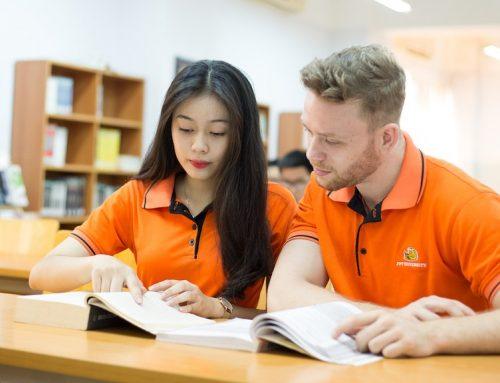 """Bật mí 4 kỹ năng giúp tân sinh viên K17 """"pass"""" bài thi tiếng Anh"""